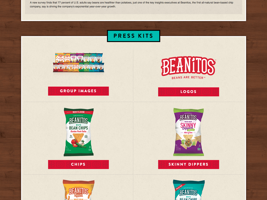 Beanitos by Zach Anderson